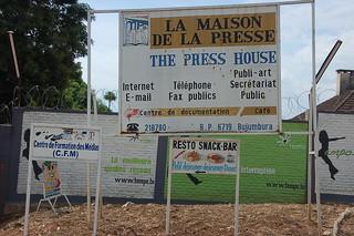 La maison de la presse à Bujumbura | by DW Akademie - Africa