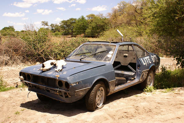 Lancia Beta Top Gear  DSC02041