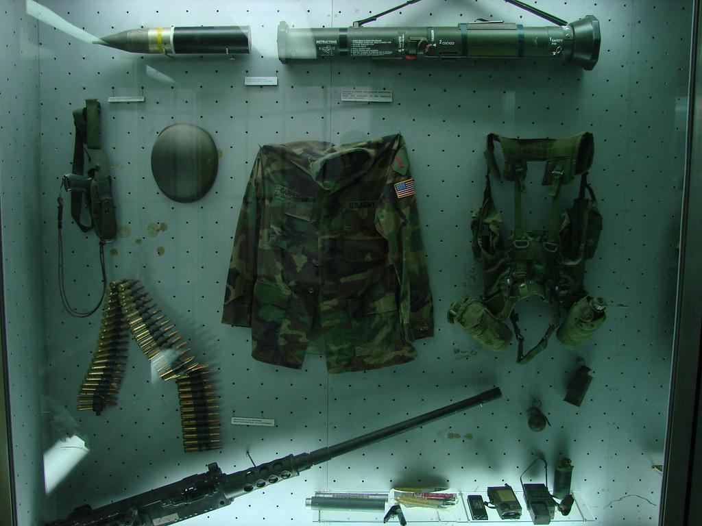 Captured American Equipment | Captured American military equ… | Flickr