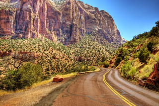 Zion National Park | by Wolfgang Staudt