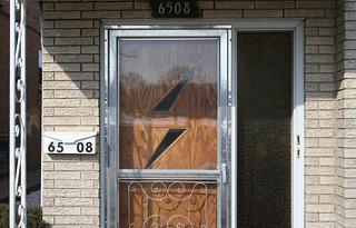 Mid-Century door | by repowers