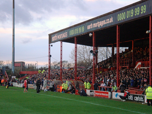 Belle Vue Doncaster Rovers John Willoughby Flickr
