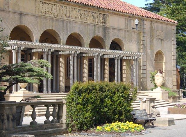 San Francisco Zoo building