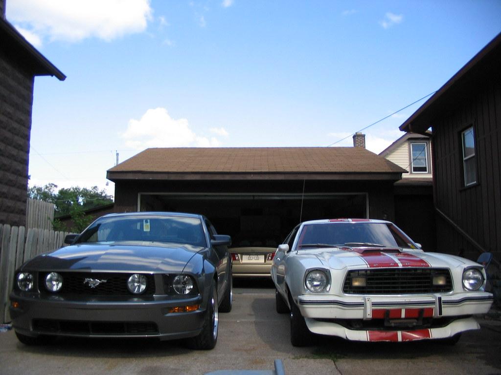 2005 mustang gt 1977 mustang cobra ii 2005 mustang gt flickr
