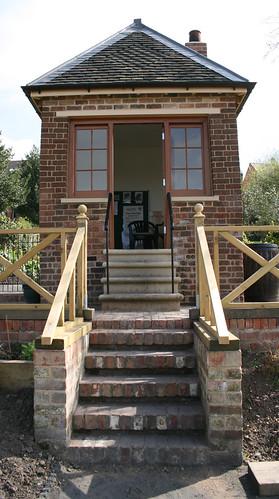 Hill Close Gardens Summerhouse