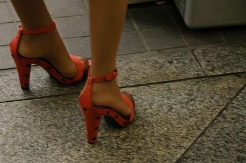 Vermillon Shoes