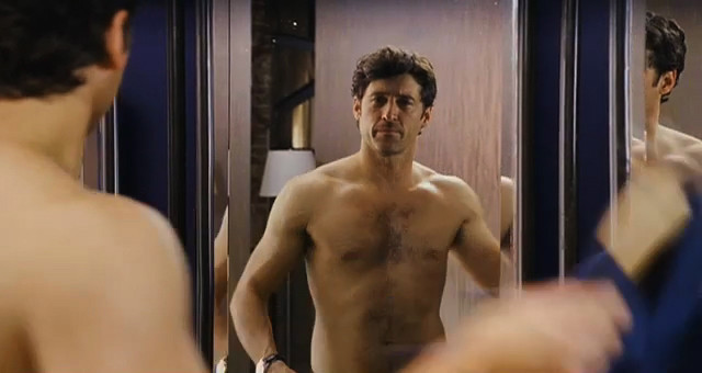 Patrick Dempsey Shirtless From Made Of Honor Squarehippies Flickr