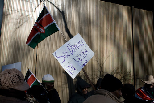 Save Democracy in Kenya | by Afrofuturist