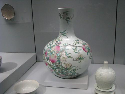 Porcelain Vase   by Gary Soup