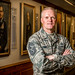 Chief Master Sgt. of the Air Force James Cody poses in Arnold Hall at the Pentagon, Arlington, Va., Jan. 10, 2017. He will retire on 17 Feb, 2017 after four years as the Air Force's top enlisted Airman. (U.S. Air Force photo by Technical Sgt. Vernon Young Jr.)