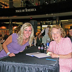Me and Marjorie Johnson