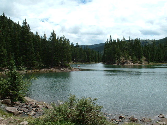 Bear Lake on the Legends Highway