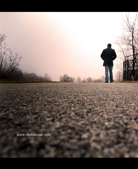 Walking Away ....