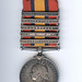 The Queen's South Africa Medal (Boer War)