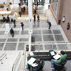 British Library, London, New Years 2008