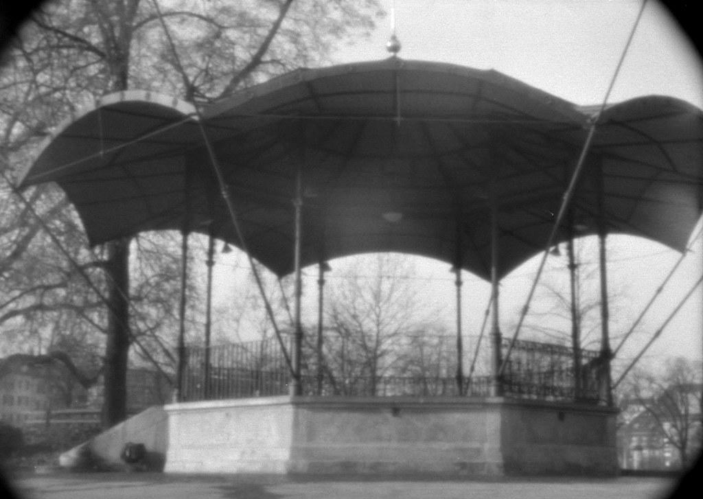 Platzspitz (Pinhole)