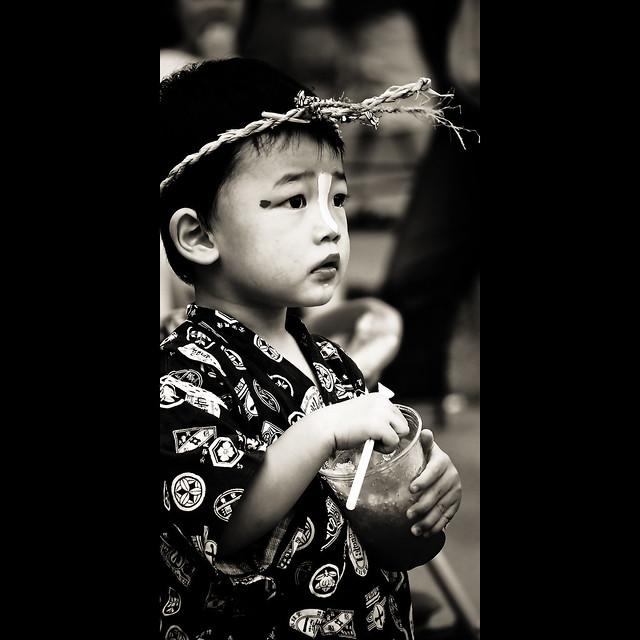 Verticals: Matsuri kid