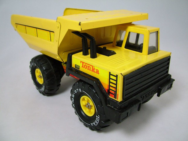Tonka Toy Trucks >> Tonka Truck Photo Of Tonka Toy Truck Taken From Tv Cream