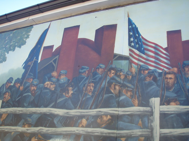 Coster Avenue Mural