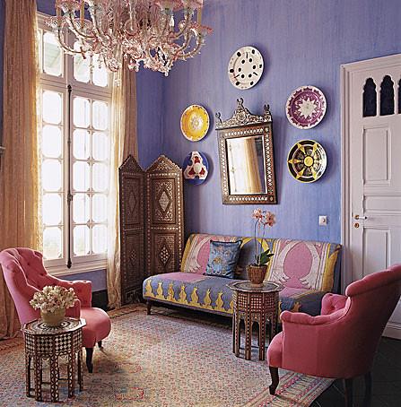 Moroccan Elle Decor | by coco+kelley