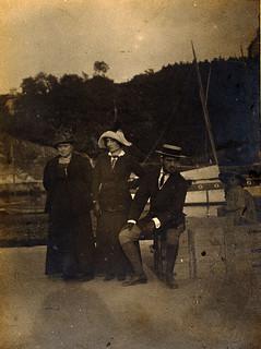 Amadeo e Lucie de Sousa Cardoso