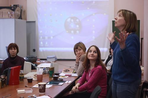 Апр 9 2015 - 14:26 - Заседание Байроновской мастерской