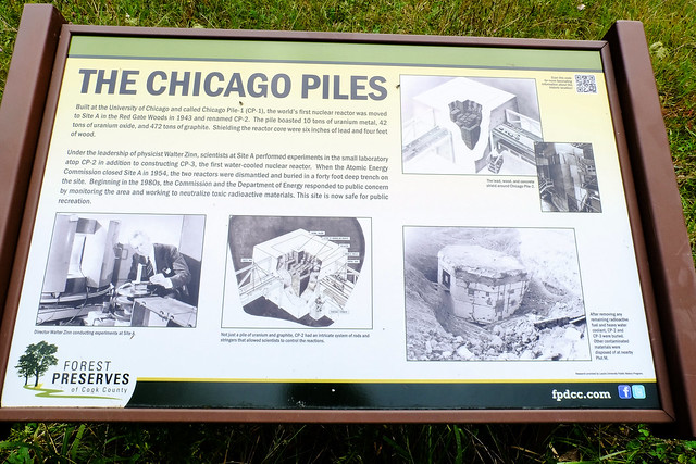 The Chicago Piles - Site A