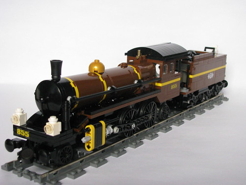 LBB/KLS 85 Class 4-4-2