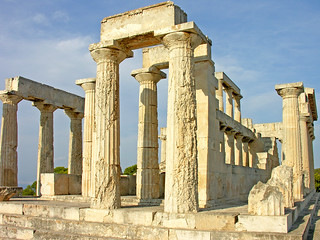 Greece-1178 - Temple of Aphaia