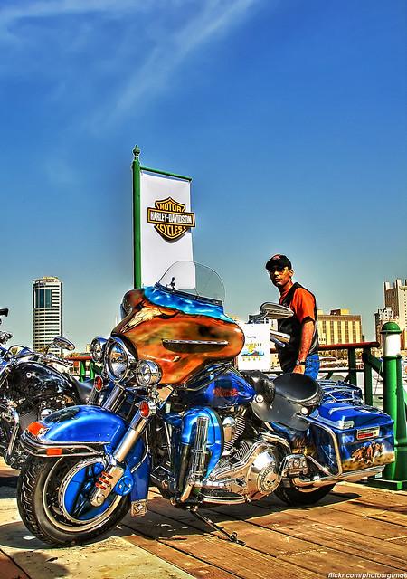 Harley Davidson Bike - HDR