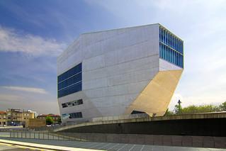 Casa da Musica | by Wojtek Gurak