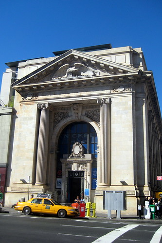 NYC - Chelsea - New York County National Bank Building   by wallyg