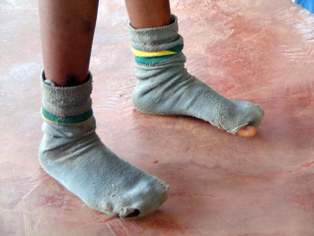 nice cheap purchase cheap great look Holey Socks | A girl in Uganda with the only socks she owns ...