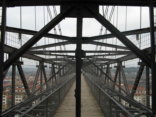 Puente de Vizcaya. Patrimonio de la Humanidad