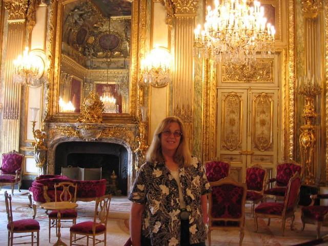 Napoleon III Apartments | Installed between 1856 and 1861, t