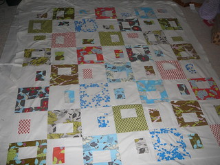 Amy Butler Happy Hour quilt | by my2pixies