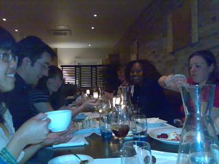 Dinner with Ewan | by Bernie Goldbach