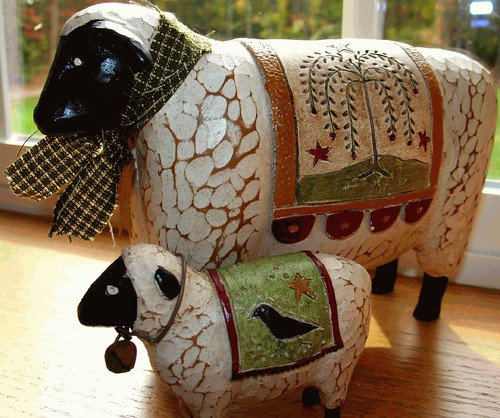 Sheep Family | by A Storybook Life