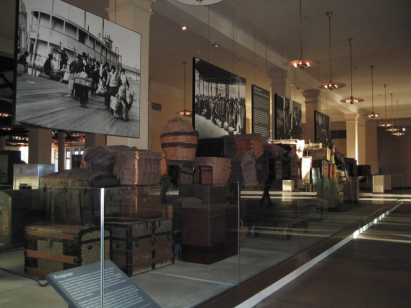 Ellis Island Immigrant Museum