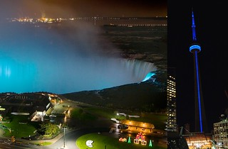 CN Tower and Niagara Falls | by International Diabetes Federation