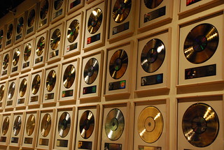 Gold records | by afagen