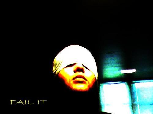 Fail It Promo Poster