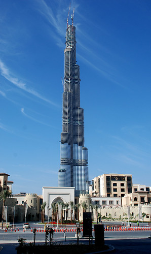 Burj Dubai | by Andy Sheridan