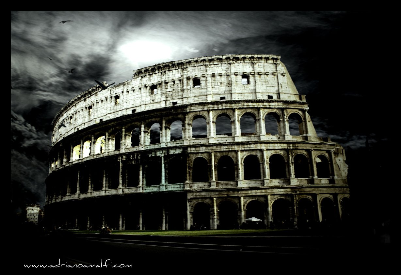 Rome - er' Colosseo