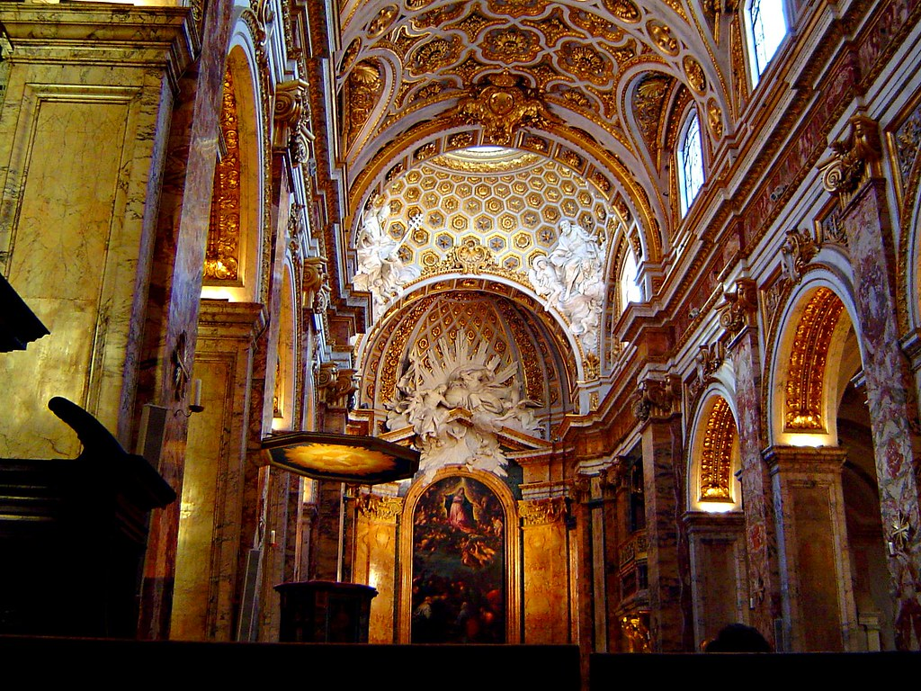 S. Luigi dei Francesi - a photo on Flickriver