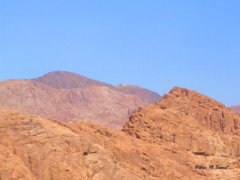 Saint Katherine Sky   © Wael M  Shohdi  Egypt, Sinai    Wael