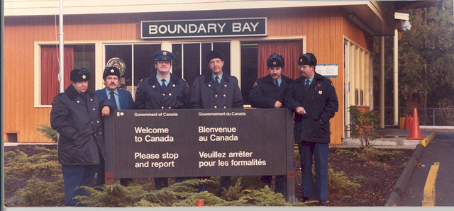 Boundary Bay Customs