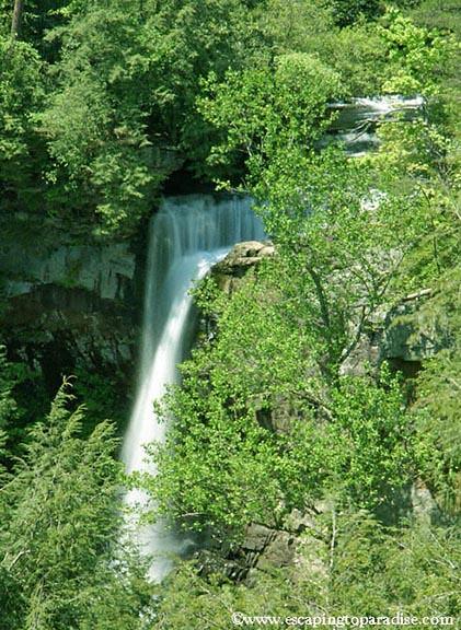 Piney Creek Falls wm_ed