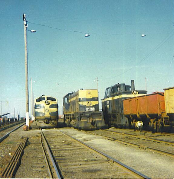 North Geelong Yard 1, c 1978 by MurrayJoe