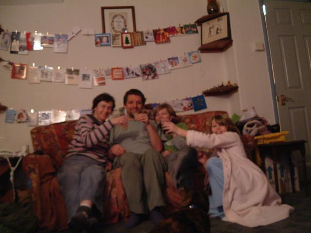 01/01/2008 (Day 2.1) - Happy New Year!